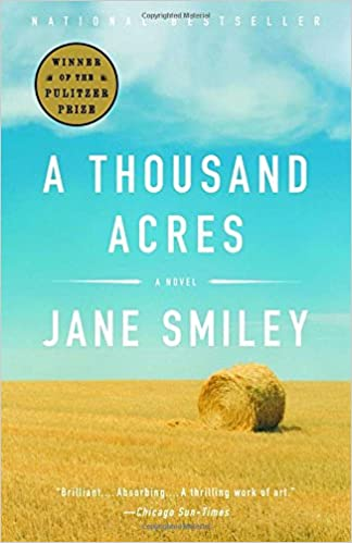 Image result for a thousand acres book cover