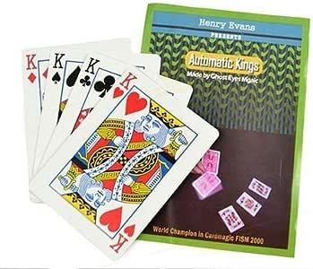 10 exact cuts (Henry EVANS) - Magia: Amazon.es: Juguetes y juegos