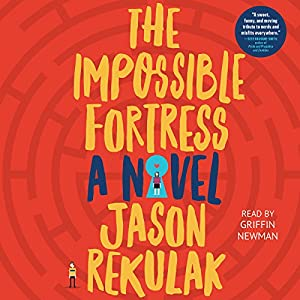 The Impossible Fortress Audiobook