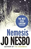 Front cover for the book Nemesis by Jo Nesbo