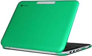 "iPearl mCover Hard Shell Case for 11.6"" Lenovo N21 / N22 Series Chromebook Laptop (NOT Fitting Lenovo N23 Chromebook and N22 Winbook) (Green)"