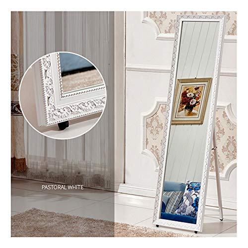 Ecentaur Floor Mirror Full Length Mirrors Free Standing Mirrors Rectangular Frame Mirror - Freestanding Rectangular Mirrors Bathroom