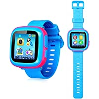 Game Smart Watch for Kids with Digital Camera Games Touch Screen, Cool Toys Watch Gifts for Girls Boys Children