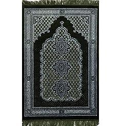 Modefa Soft Plush Velvet Islamic Prayer ...