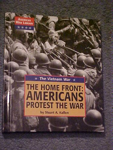 American War Library - The Home Front: Americans Protest the War pdf