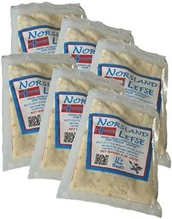 product image for Norsland Lefse (Twelve - 8 oz packages)