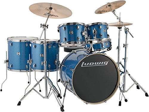 Ludwig Element Evolution 6-pc Drumset (Ludwig Standard Drum)