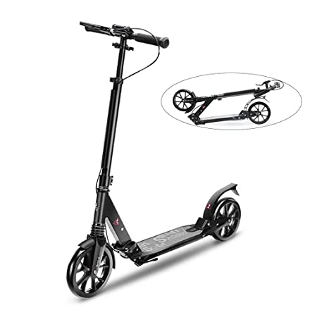 SCOOTER Patinete Plegable, Patinetes Ajustable para Adulto ...