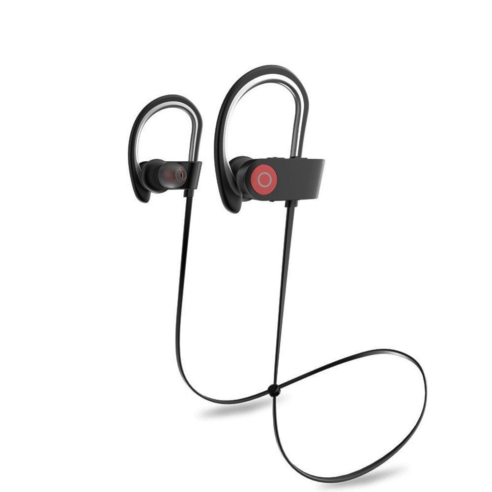 Auriculares Bluetooth, Goodsmiley inalámbricos para de deporte para iPhone, iPad, Samsung, Huawei, teléfonos Android, Tablets, Laptops, PC, Bluetooth Smart ...