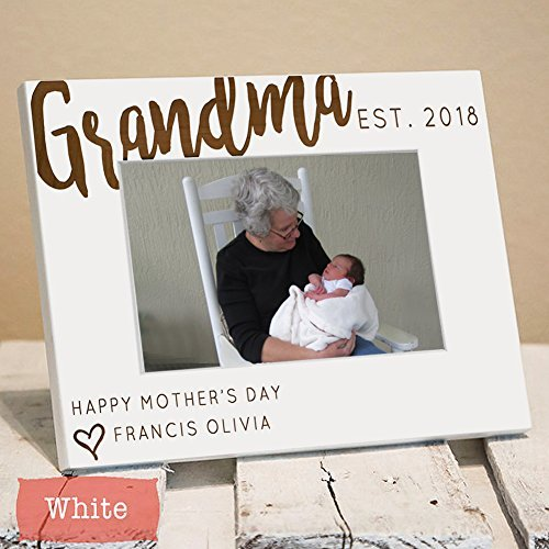 amazon com gifts for grandma personalized grandma picture frame
