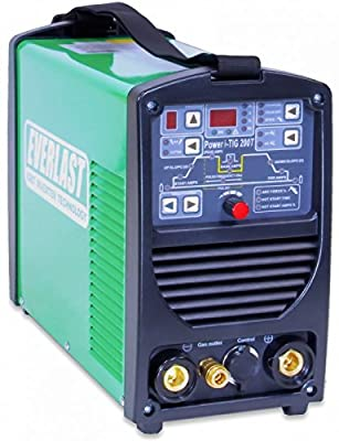 2018 Everlast Power I-Tig 200T DIGITAL DC STICK TIG welder