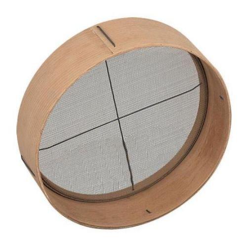 Alegacy Wood Rim Sieve, 18 x 18 x 2 3/4 inch -- 1 each.