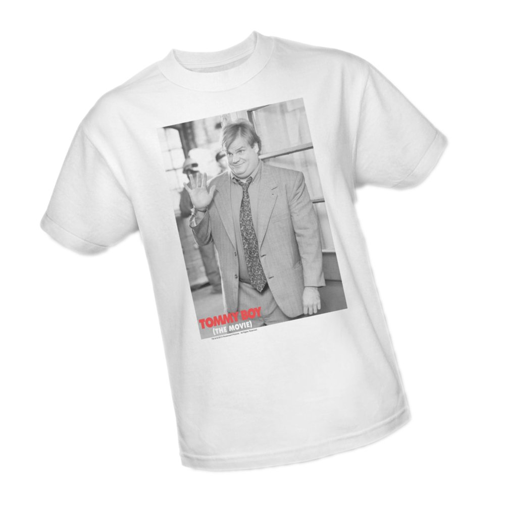 Square Tommy Adult T Shirt 8289