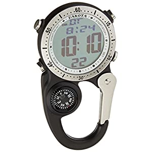 Dakota Watch Company Digi Clip Watch