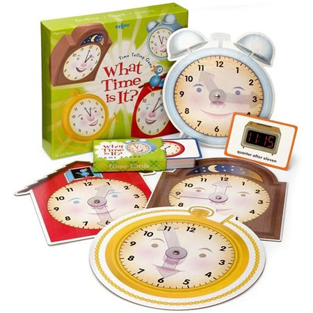telling time game for kids