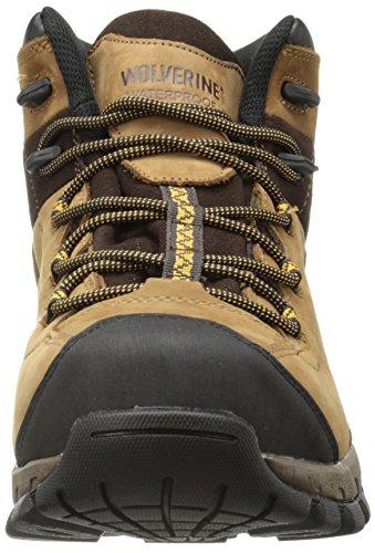Wolverine Mens W10397 Blackledge LX Boot Brown grCTWS