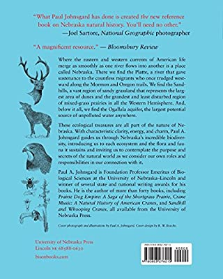 The Nature of Nebraska: Ecology and Biodiversity (Natural History)