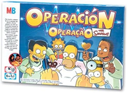 Hasbro Operacion Simpsons: Amazon.es: Juguetes y juegos