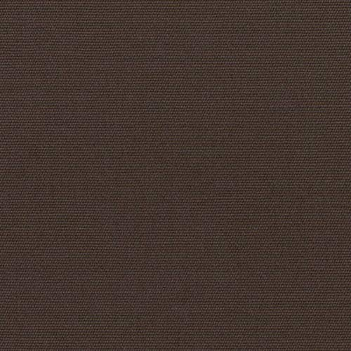 Genuine Sunbrella Canvas Walnut #5470 Indoor/Outdoor Upholstery Fabric by The Yard (First Quality)