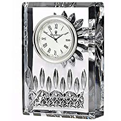 Waterford Crystal Lismore Small Clock