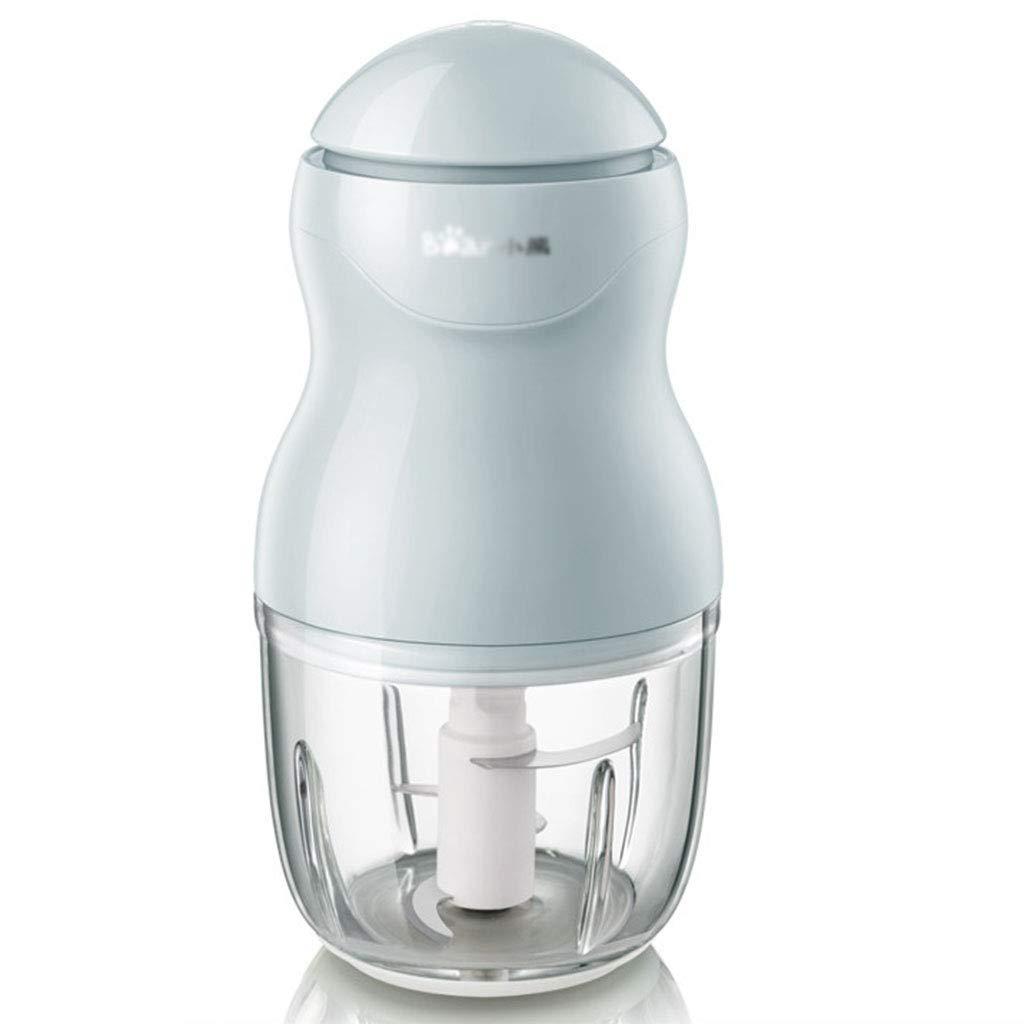 amazon Hachoir électrique, robot culinaire, mélangeur en bol en verre sans BPA de 0,3 L pour viande, légumes, fruits et noix, unité moteur en acier inoxydable et 4 lames tranchantes pas cher prix