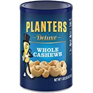 Planters Deluxe Whole Cashew Nuts, 1 LB 2.25 OZ
