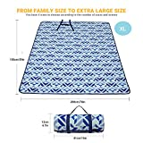 KingCamp Extra Large Outdoor Picnic Blanket