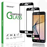 samsung galaxy j7 prime 2 (2 Pack) Beukei for Samsung Galaxy J7 Prime 2 2018 / Galaxy J7 Prime Tempered Glass Screen Protector, Glass with 9H Hardness,with Lifetime Replacement Warranty