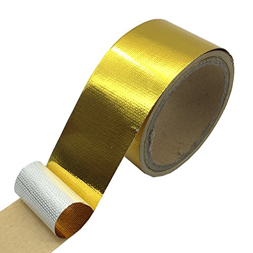 2-x-16golden-tape-air-intake-heat-shield-adhesive-backed-fiberglass-heat-thermal-barrier-reflect-a-g