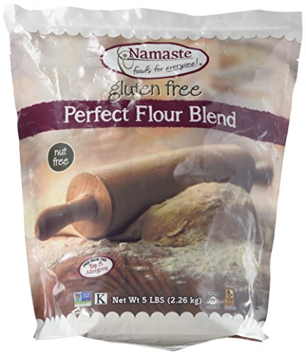 Namaste Foods  Gluten Free Perfect Flour Blend 5 lbs Resealable Bag