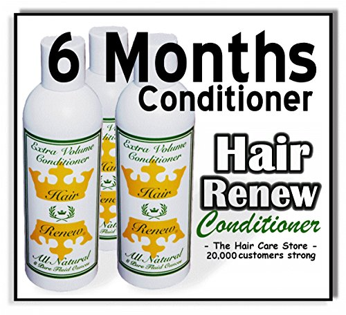 Hair Loss Volumizing Conditioner for Women - 6 Month Supply