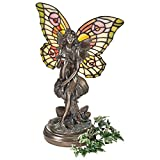 Best Design Toscano Fairies - Design Toscano Fairy of the Glen Tiffany-Style Stained Review