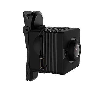 Bodbii SQ12 1920x1080P HD 155 Grados de Movimiento Gran Angular hogar de la detección de cámaras