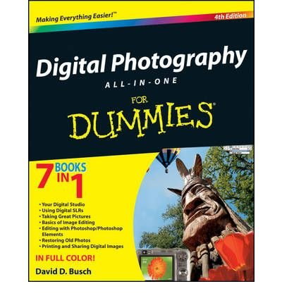 Download Digital Photography All-in-One Desk Reference For Dummies (For Dummies (Computers)) (Paperback) - Common pdf