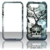 Sky Skull Tree Motorola Photon Q LTE XT897 Sprint Case Cover Phone Snap on Cover Case Faceplates