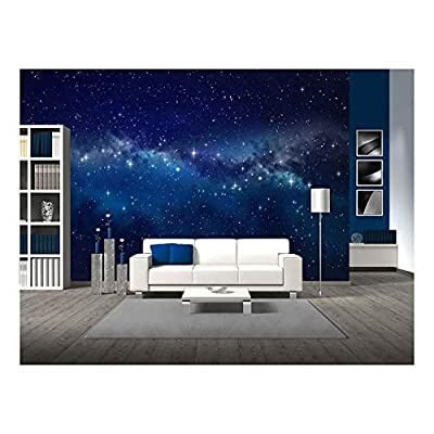 Dazzling Technique, Made For You, Deep Space High Definition Star Field Background