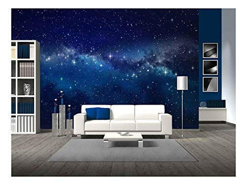 Deep Space High Definition Star Field Background