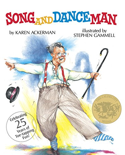 Song and Dance Man (Dragonfly Books) by Knopf Books for Young Readers