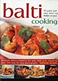 img - for Balti Cooking book / textbook / text book