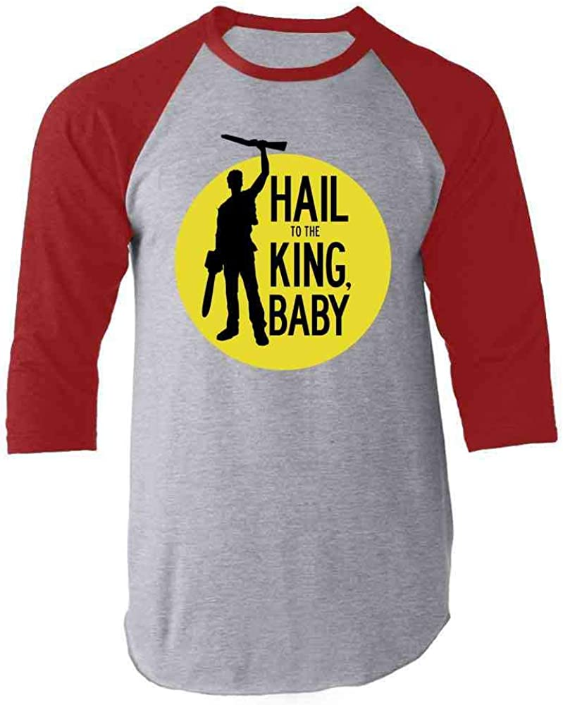 Hail to The King Baby Horror Army Zombie