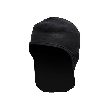K1 Race Gear 701430 Black Cotton Full Face Head Socks Balaclava