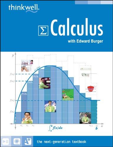 Amazon.com: Thinkwell Calculus: Software