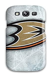 New Anaheim Ducks (81) Tpu Case Cover, Anti-scratch DanRobertse Phone Case For Galaxy S3