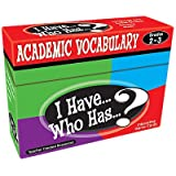 Teacher Created Resources (7841) I Have...Who Has...? Academic Vocabulary Grades 2-3