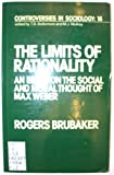 The Limits of Rationality 9780043011737