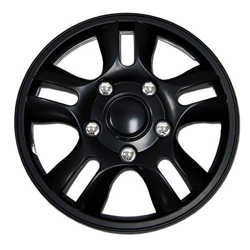 kia rio 15 hubcap - 7