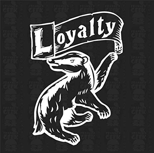 Badger Decal House Loyalty