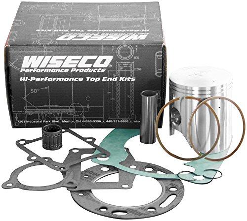 WISECO PK1666 41.50 mm 2-Stroke Motorcycle Piston Kit wit...
