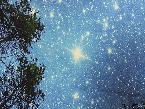 Forest Starry Tapestry Wall Tapestry Wall Hanging Galaxy Tapestry Hippie Milky Way Tapestry Sky Tapestry Tree Tapestry Night Sky Tapestry Mandala Bohemian Tapestry for  Bedroom Dorm Decor by Sunm boutique (Image #6)