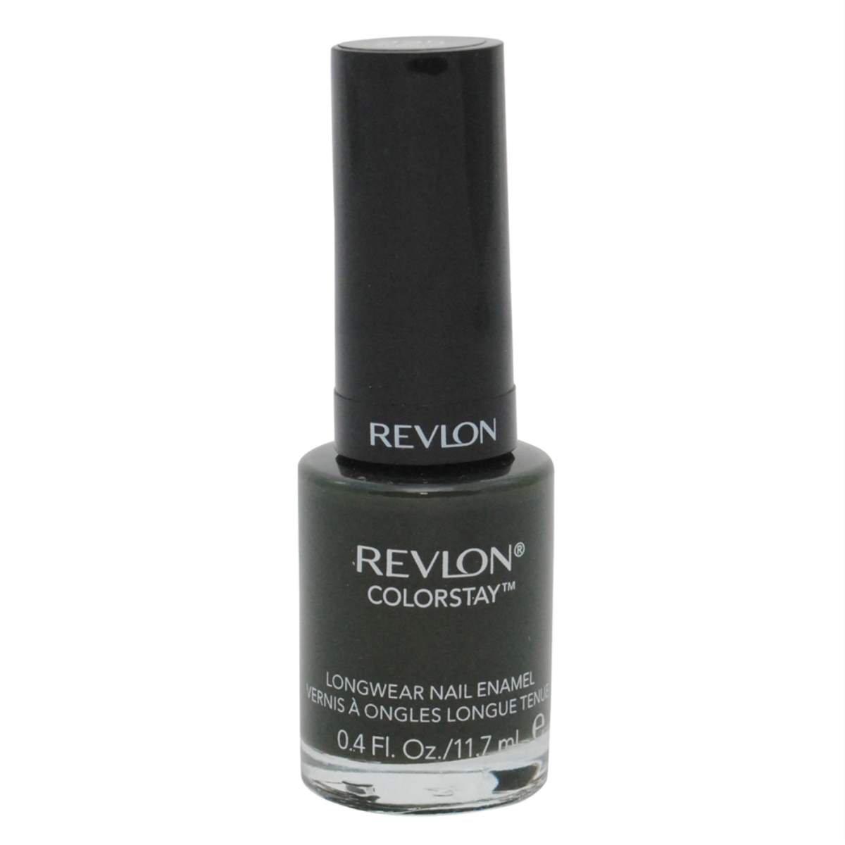 Amazon.com : Revlon Colorstay Nail Enamel - Jungle - 0.4 oz : Nail ...